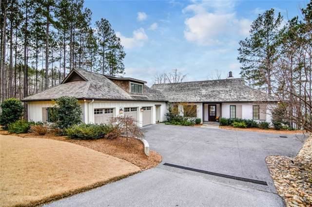 152 Cedar Bluff Court, Six Mile, SC 29682 (#20224910) :: Connie Rice and Partners