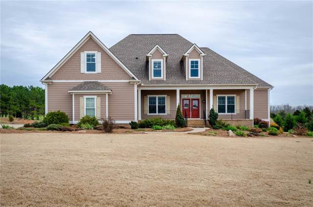 108 Autumn Blaze Trail, Williamston, SC 29697 (MLS #20224927) :: Tri-County Properties at KW Lake Region