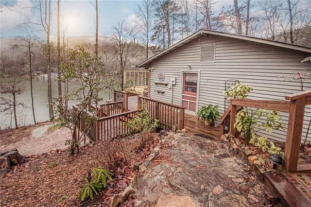 279 Lake Cheohee Road, Tamassee, SC 29686 (MLS #20224936) :: Tri-County Properties at KW Lake Region