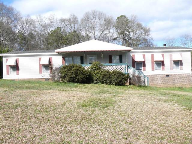 100 Westway Court, Anderson, SC 29621 (MLS #20224960) :: The Powell Group