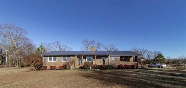 315 Chaffin Road, Iva, SC 29655 (MLS #20224974) :: Les Walden Real Estate