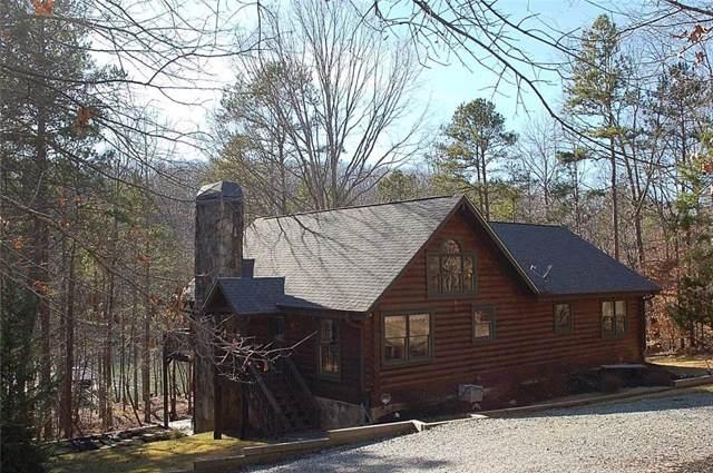 49 Dobbs Lake Road, Hartwell, GA 30643 (MLS #20224987) :: Les Walden Real Estate