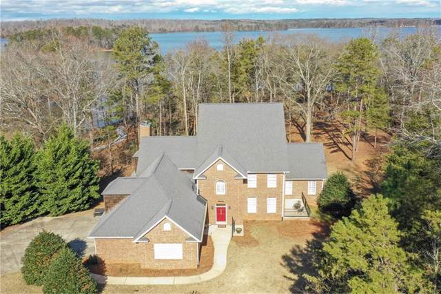 140 Hodges Lane, Hartwell, GA 30643 (MLS #20224998) :: Tri-County Properties at KW Lake Region