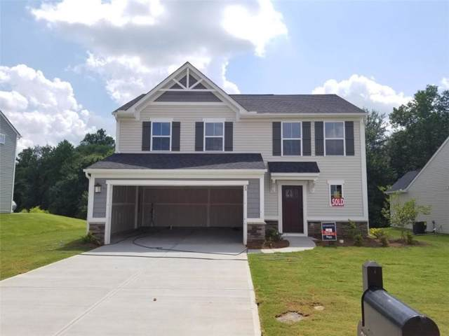 28 Cane Hill Drive, Piedmont, SC 29673 (MLS #20224999) :: Tri-County Properties at KW Lake Region