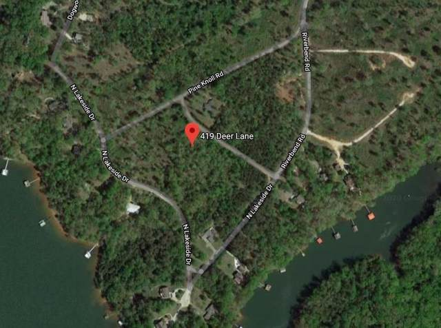 Lots 53 & 54 Deer Lane, Fair Play, SC 29643 (MLS #20225009) :: Tri-County Properties at KW Lake Region