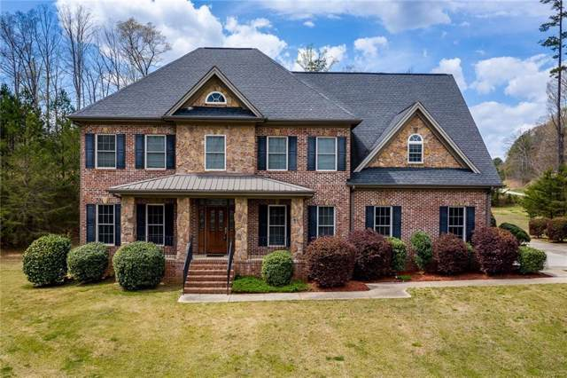 204 Landing Drive, Seneca, SC 29678 (MLS #20225012) :: Tri-County Properties at KW Lake Region