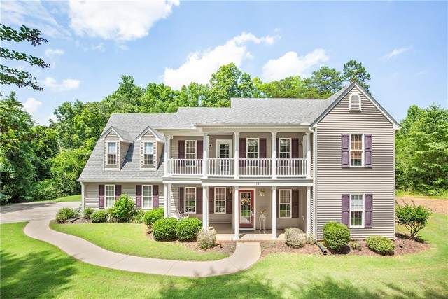 118 Lakepoint Drive, Anderson, SC 29626 (MLS #20225026) :: Tri-County Properties at KW Lake Region