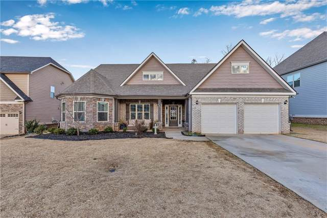 145 Wild Hickory Circle, Easley, SC 29642 (#20225033) :: Connie Rice and Partners