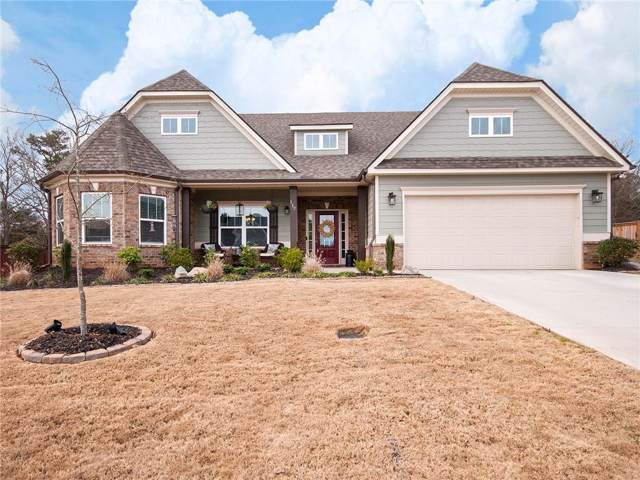 117 Wild Hickory Circle, Easley, SC 29642 (#20225054) :: Connie Rice and Partners