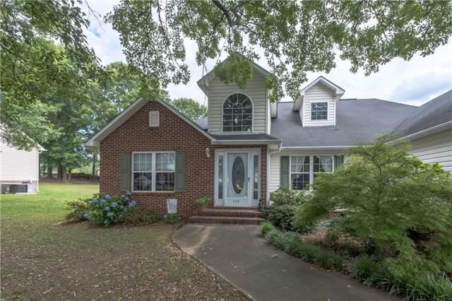 170 Amberwood Drive, Anderson, SC 29621 (MLS #20225057) :: Tri-County Properties at KW Lake Region