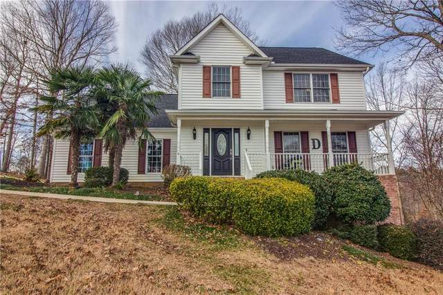300 Summer Walk Court, Seneca, SC 29678 (#20225134) :: Connie Rice and Partners