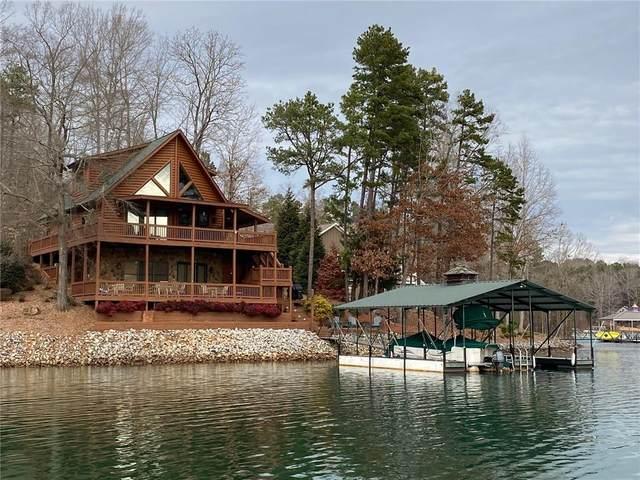 223 Serenity Bay Drive, Seneca, SC 29672 (MLS #20225144) :: Tri-County Properties at KW Lake Region