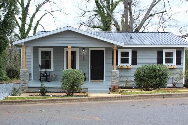 800 Geisberg Drive, Anderson, SC 29624 (MLS #20225150) :: Les Walden Real Estate