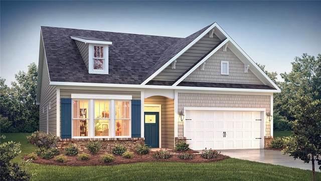 402 Wildflower Road, Easley, SC 29642 (MLS #20225159) :: Tri-County Properties at KW Lake Region