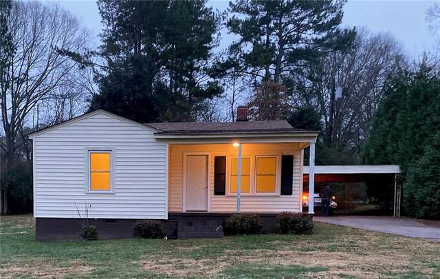 1717 E Park Drive, Anderson, SC 29621 (MLS #20225170) :: The Powell Group