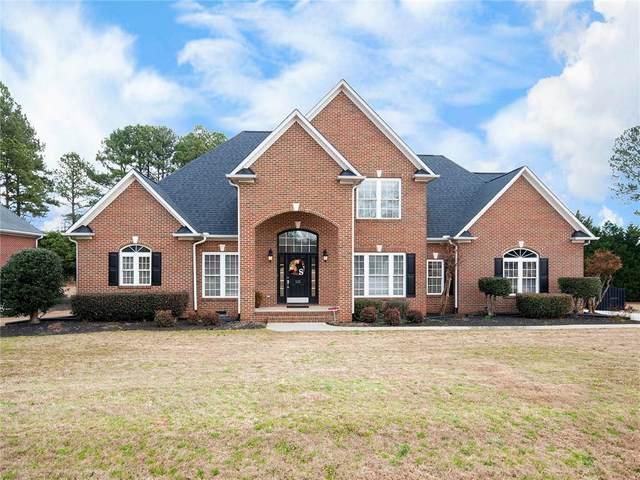 115 Spanish Wells, Anderson, SC 29621 (MLS #20225174) :: The Powell Group