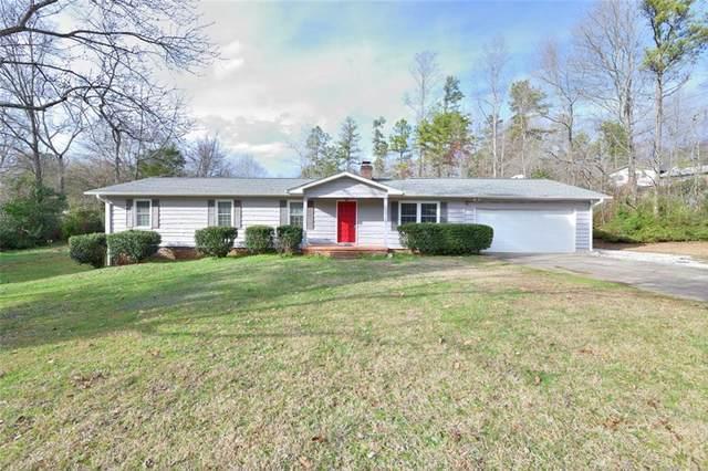 1633 Cherokee Drive, Seneca, SC 29672 (MLS #20225181) :: Tri-County Properties at KW Lake Region
