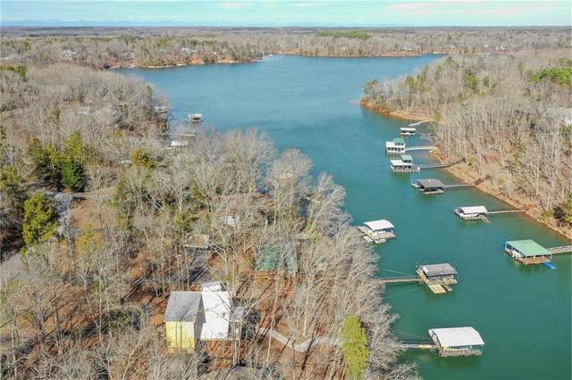 562 Reed Creek Point, Hartwell, GA 30643 (MLS #20225188) :: Les Walden Real Estate