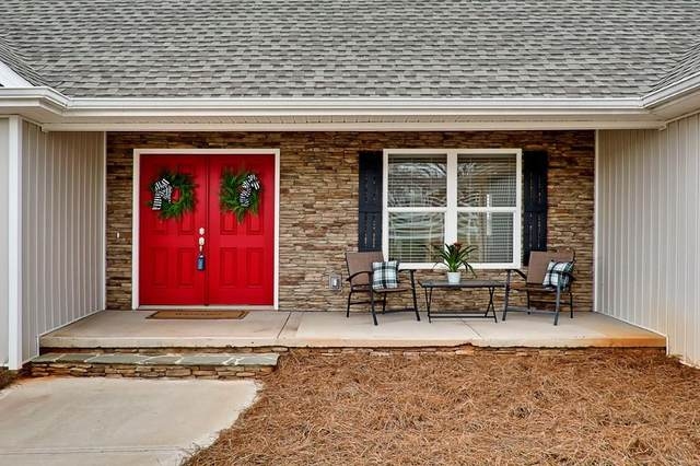 484 Carriage Gate Drive, Wellford, SC 29385 (MLS #20225196) :: The Powell Group