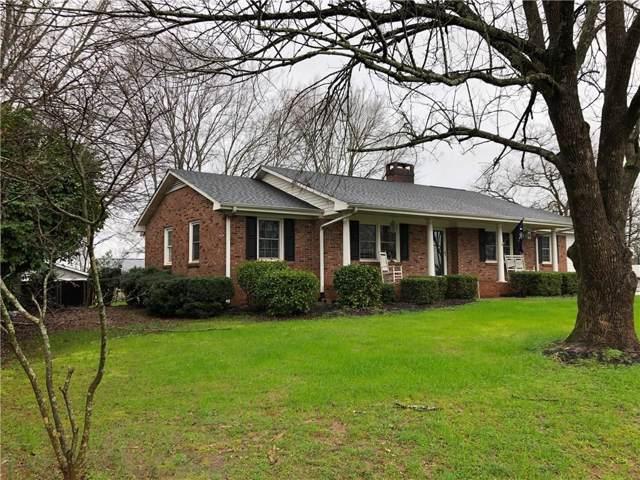 403 Shiloh Road, Seneca, SC 29678 (MLS #20225206) :: Tri-County Properties at KW Lake Region