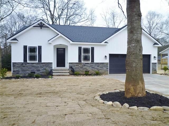 179 Amberwood Drive, Anderson, SC 29621 (MLS #20225215) :: Tri-County Properties at KW Lake Region