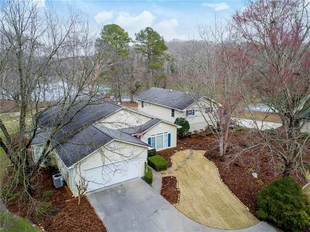 668 Childress Drive, Townville, SC 29689 (MLS #20225218) :: Tri-County Properties at KW Lake Region