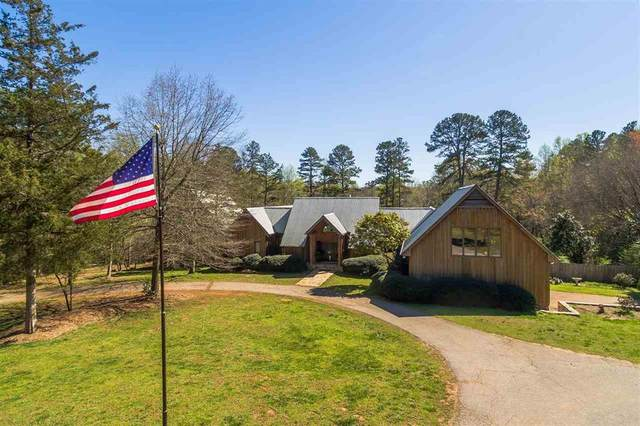 125 Mill Creek Road, Central, SC 29630 (MLS #20225228) :: The Powell Group