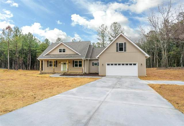 232 Bluebird Lane, Central, SC 29630 (#20225323) :: Connie Rice and Partners
