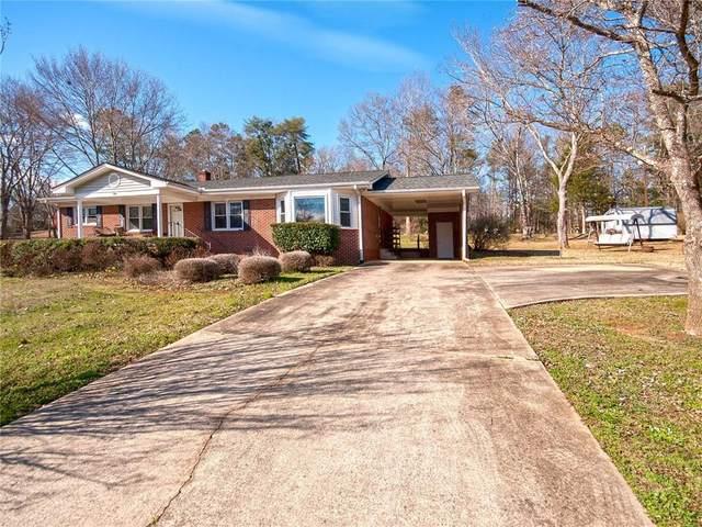 319 Gilstrap Drive, Liberty, SC 29657 (MLS #20225326) :: Tri-County Properties at KW Lake Region