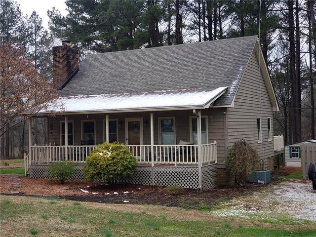 218 Madison Shores Drive, Westminster, SC 29693 (MLS #20225370) :: Tri-County Properties at KW Lake Region