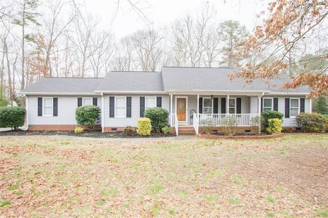 1105 Green Willow Trail, Anderson, SC 29621 (MLS #20225380) :: Tri-County Properties at KW Lake Region