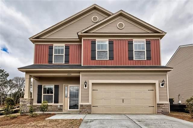 731 Rocky Ridge Circle, Seneca, SC 29678 (MLS #20225390) :: Tri-County Properties at KW Lake Region