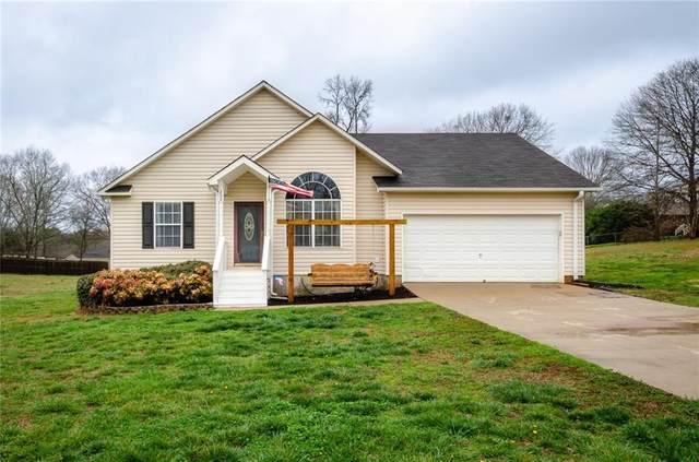 208 Sussex Way, Anderson, SC 29625 (MLS #20225395) :: Tri-County Properties at KW Lake Region