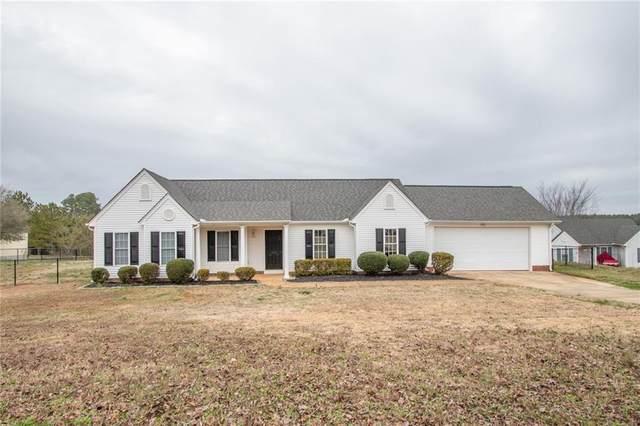 115 Maxton Way, Pelzer, SC 29669 (MLS #20225419) :: Les Walden Real Estate
