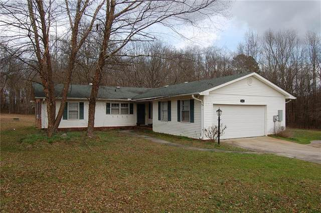 203 Hogg Road, Williamston, SC 29697 (MLS #20225436) :: The Powell Group