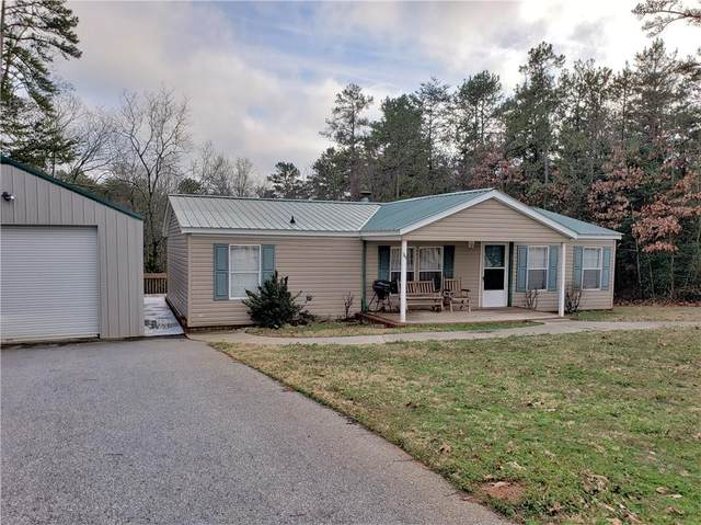 121 Shirley Circle, Anderson, SC 29625 (#20225437) :: Connie Rice and Partners