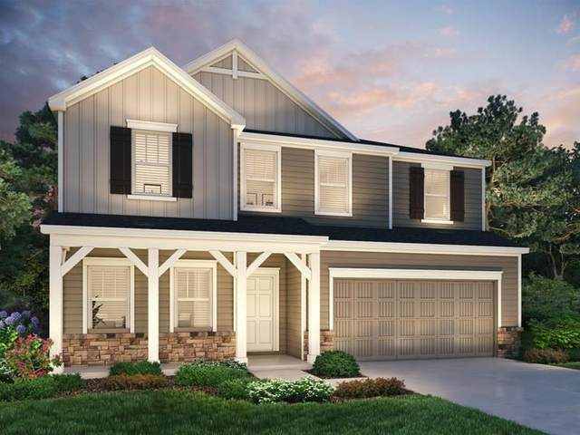 305 Fox Hollow Lane, Pelzer, SC 29669 (MLS #20225446) :: Les Walden Real Estate