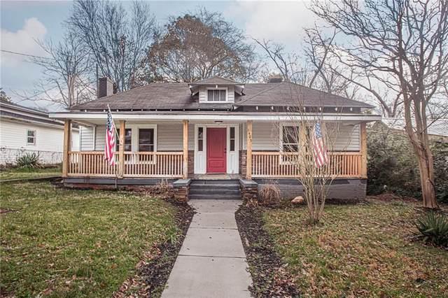 1403 S Fant Street, Anderson, SC 29621 (MLS #20225453) :: Les Walden Real Estate
