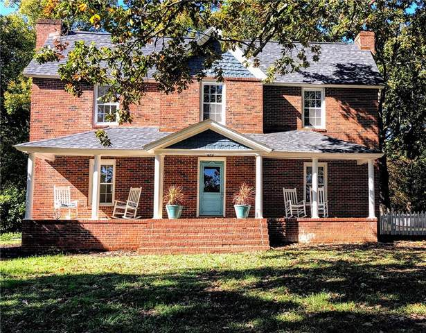 5143 81 N Highway, Williamston, SC 29697 (MLS #20225454) :: The Powell Group
