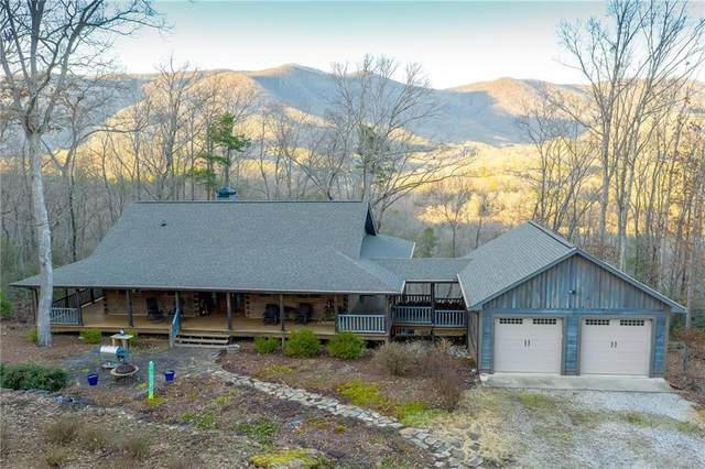 162 Cold Mountain View, Cleveland, SC 29635 (#20225457) :: Connie Rice and Partners