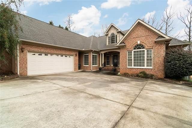 4405 Smoak Pond Road, Seneca, SC 29678 (MLS #20225460) :: Tri-County Properties at KW Lake Region