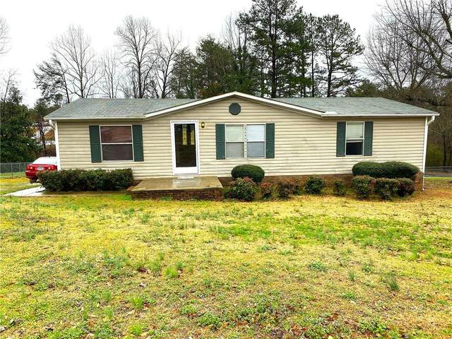 23011 Mcdonald Point Road, Seneca, SC 29672 (MLS #20225463) :: Les Walden Real Estate