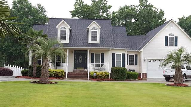207 Sandy Shores Drive, Townville, SC 29689 (MLS #20225475) :: The Powell Group