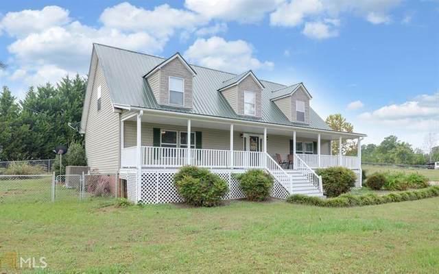 1303 Mt Olivet Road, Hartwell, GA 30643 (MLS #20225482) :: Les Walden Real Estate