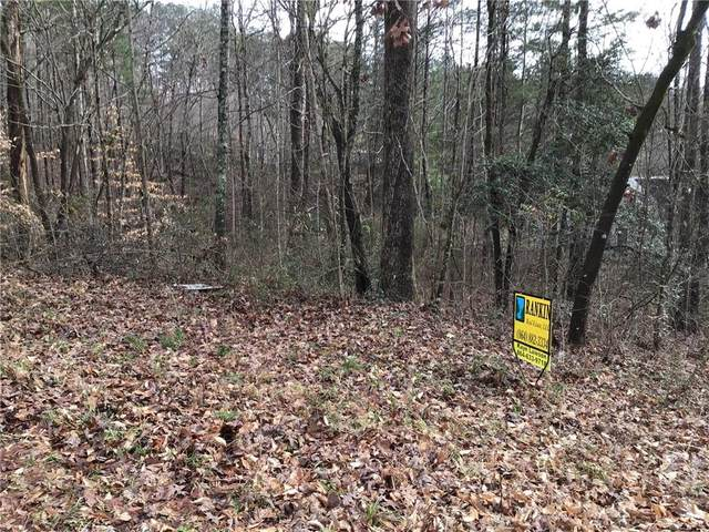 Lot 30 Fox Run Road, Walhalla, SC 29691 (MLS #20225522) :: The Powell Group