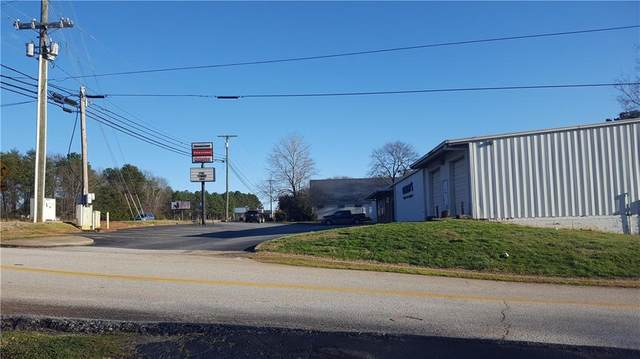 1293 Blue Ridge Boulevard, Seneca, SC 29672 (#20225534) :: DeYoung & Company