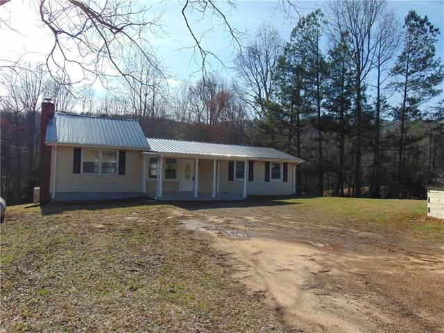 734 Cove Creek Road, Pickens, SC 29671 (MLS #20225539) :: The Powell Group
