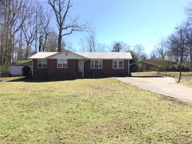2849 Sunset Forest Road, Anderson, SC 29626 (#20225544) :: Connie Rice and Partners