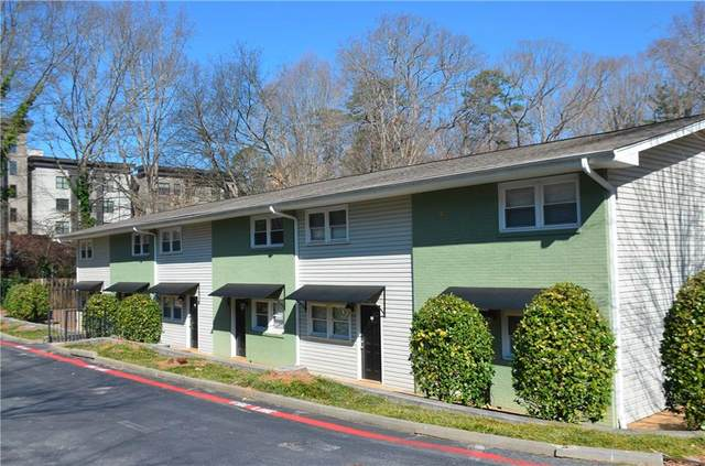 99 Wyatt Avenue, Clemson, SC 29631 (MLS #20225551) :: Tri-County Properties at KW Lake Region