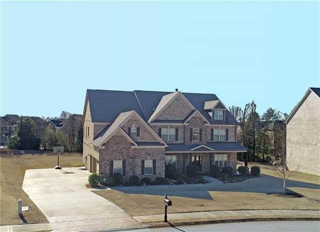 35 Mcrae Place, Simpsonville, SC 29681 (MLS #20225557) :: Les Walden Real Estate